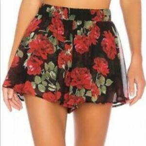 Show me your mu mu rose shorts